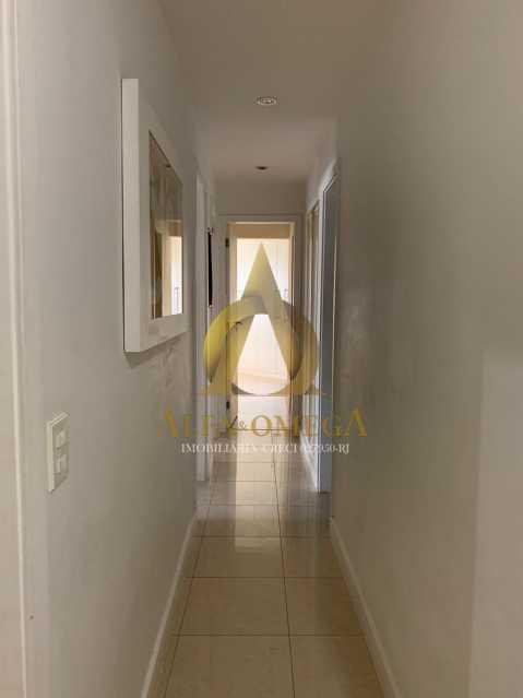 e123d5cd-38d7-4bcb-8ede-e80059 - Apartamento Barra da Tijuca, Rio de Janeiro, RJ Para Venda e Aluguel, 4 Quartos, 300m² - AO40068 - 34