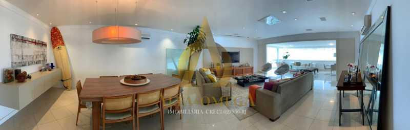 e396bb84-f35c-4825-8022-89f1a6 - Apartamento Barra da Tijuca, Rio de Janeiro, RJ Para Venda e Aluguel, 4 Quartos, 300m² - AO40068 - 35