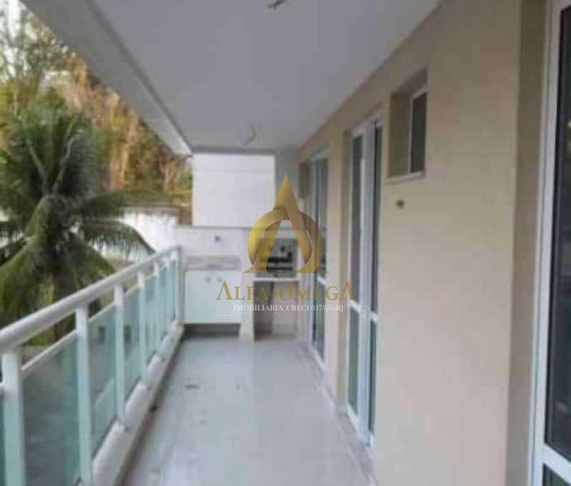 3 - Apartamento à venda Rua Joaquim Pinheiro,Freguesia (Jacarepaguá), Rio de Janeiro - R$ 599.000 - AOJ20161 - 4