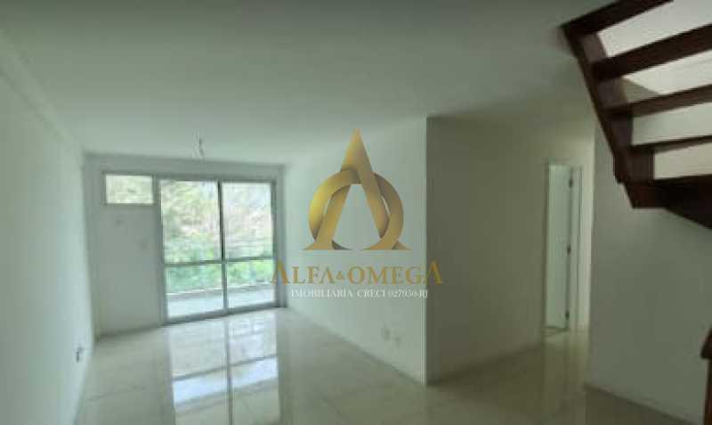 4 - Apartamento à venda Rua Joaquim Pinheiro,Freguesia (Jacarepaguá), Rio de Janeiro - R$ 599.000 - AOJ20161 - 1