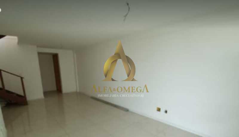 5 - Apartamento à venda Rua Joaquim Pinheiro,Freguesia (Jacarepaguá), Rio de Janeiro - R$ 599.000 - AOJ20161 - 5