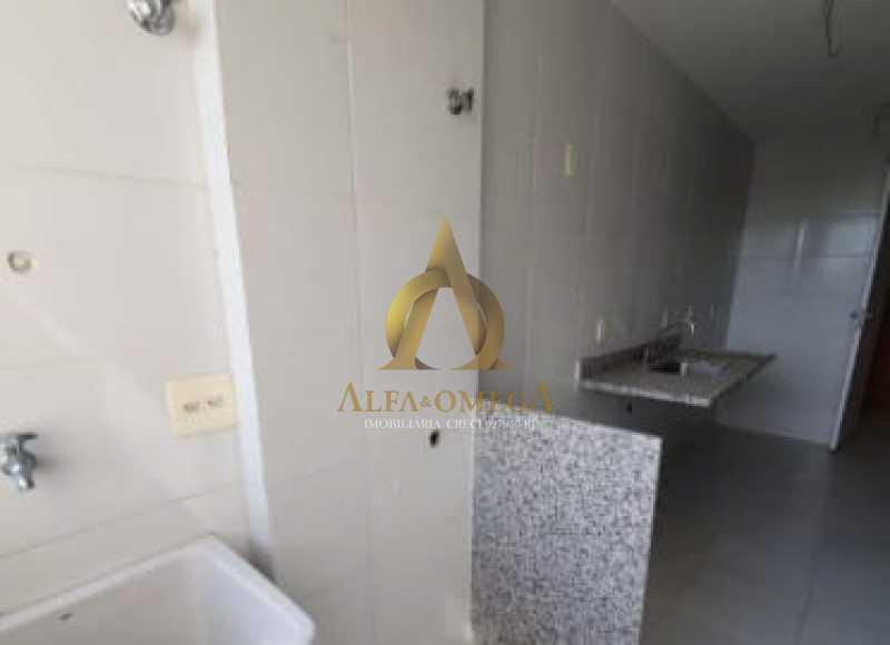 7 - Apartamento à venda Rua Joaquim Pinheiro,Freguesia (Jacarepaguá), Rio de Janeiro - R$ 599.000 - AOJ20161 - 21