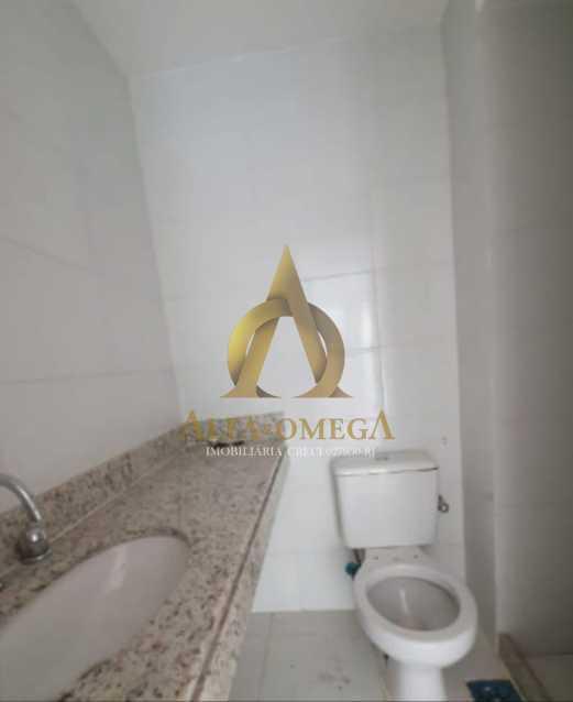 9 - Apartamento à venda Rua Joaquim Pinheiro,Freguesia (Jacarepaguá), Rio de Janeiro - R$ 599.000 - AOJ20161 - 19