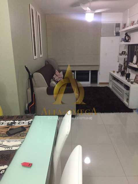 11 - Apartamento à venda Rua Joaquim Pinheiro,Freguesia (Jacarepaguá), Rio de Janeiro - R$ 599.000 - AOJ20161 - 6