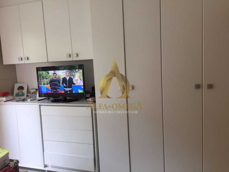 12 - Apartamento à venda Rua Joaquim Pinheiro,Freguesia (Jacarepaguá), Rio de Janeiro - R$ 599.000 - AOJ20161 - 13