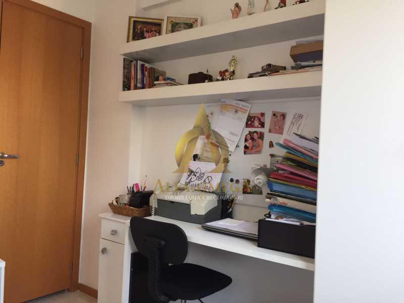 13 - Apartamento à venda Rua Joaquim Pinheiro,Freguesia (Jacarepaguá), Rio de Janeiro - R$ 599.000 - AOJ20161 - 15