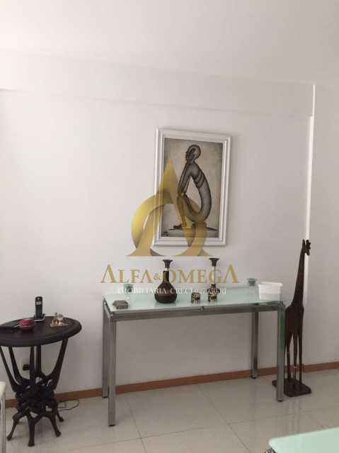 14 - Apartamento à venda Rua Joaquim Pinheiro,Freguesia (Jacarepaguá), Rio de Janeiro - R$ 599.000 - AOJ20161 - 9