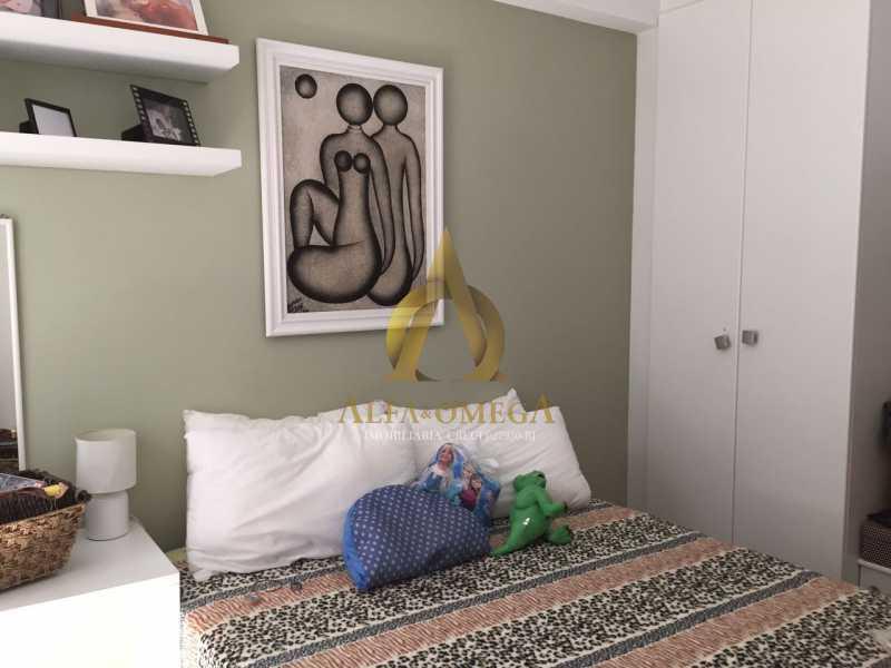 18 - Apartamento à venda Rua Joaquim Pinheiro,Freguesia (Jacarepaguá), Rio de Janeiro - R$ 599.000 - AOJ20161 - 11