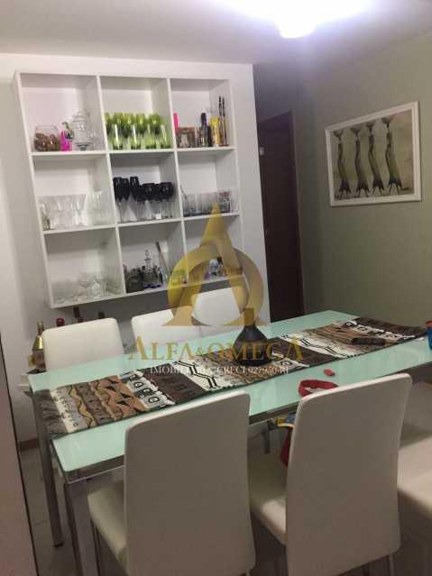 20 - Apartamento à venda Rua Joaquim Pinheiro,Freguesia (Jacarepaguá), Rio de Janeiro - R$ 599.000 - AOJ20161 - 10