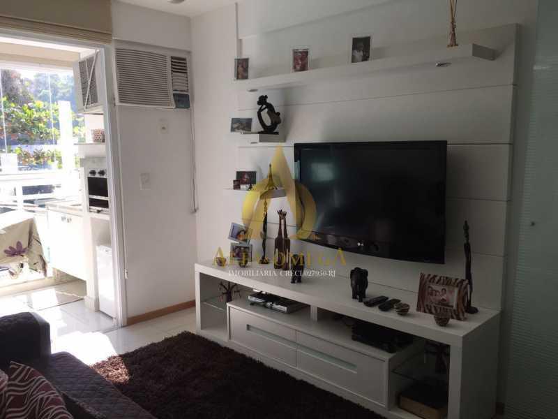 21 - Apartamento à venda Rua Joaquim Pinheiro,Freguesia (Jacarepaguá), Rio de Janeiro - R$ 599.000 - AOJ20161 - 7