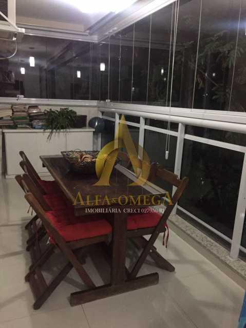 23 - Apartamento à venda Rua Joaquim Pinheiro,Freguesia (Jacarepaguá), Rio de Janeiro - R$ 599.000 - AOJ20161 - 8
