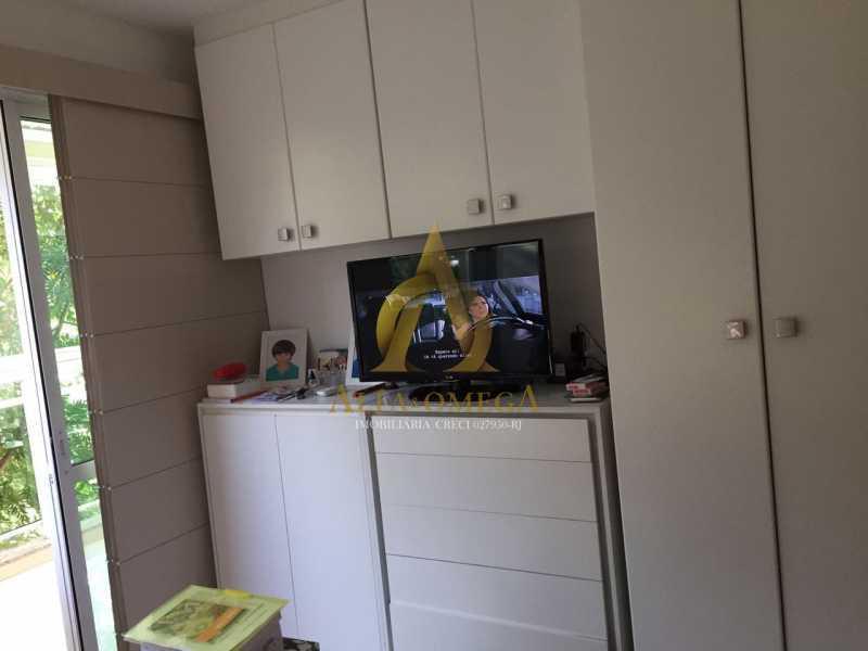 24 - Apartamento à venda Rua Joaquim Pinheiro,Freguesia (Jacarepaguá), Rio de Janeiro - R$ 599.000 - AOJ20161 - 14