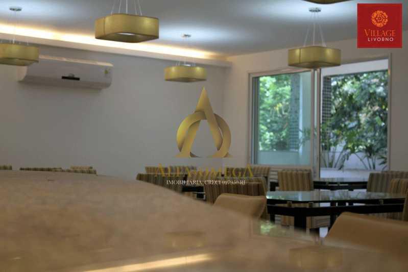 25 - Apartamento à venda Rua Joaquim Pinheiro,Freguesia (Jacarepaguá), Rio de Janeiro - R$ 599.000 - AOJ20161 - 25