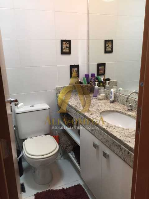 28 - Apartamento à venda Rua Joaquim Pinheiro,Freguesia (Jacarepaguá), Rio de Janeiro - R$ 599.000 - AOJ20161 - 17