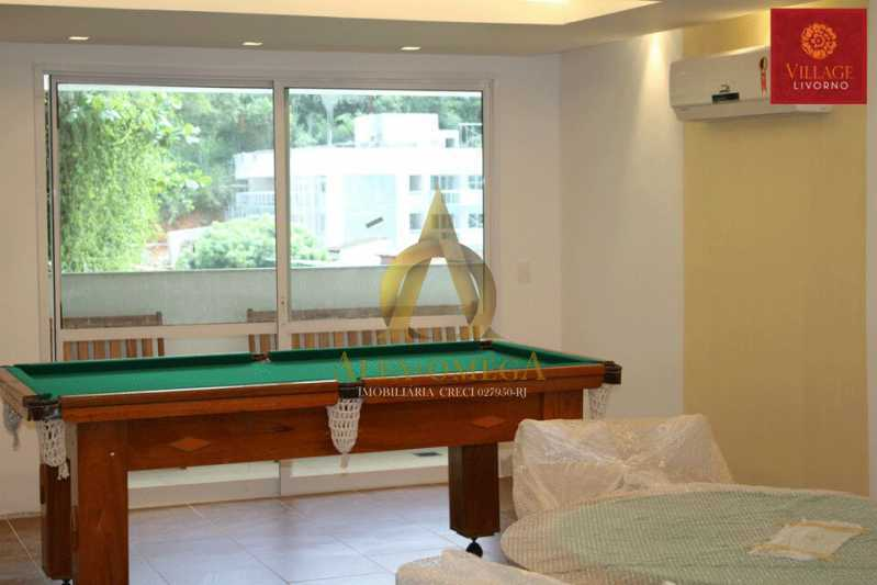 34 - Apartamento à venda Rua Joaquim Pinheiro,Freguesia (Jacarepaguá), Rio de Janeiro - R$ 599.000 - AOJ20161 - 30