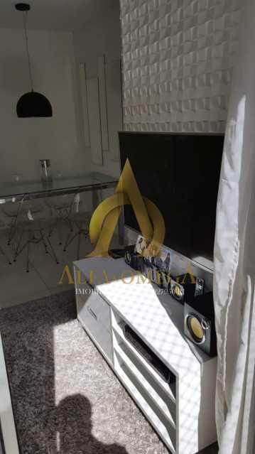 4 - Apartamento Estrada da Boiuna,Taquara, Rio de Janeiro, RJ À Venda, 2 Quartos, 50m² - AOJ20162 - 6