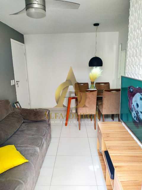 9 - Apartamento Estrada da Boiuna,Taquara, Rio de Janeiro, RJ À Venda, 2 Quartos, 50m² - AOJ20162 - 5