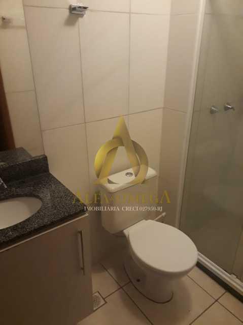 4 - Apartamento Avenida Geremário Dantas,Pechincha, Rio de Janeiro, RJ Para Alugar, 2 Quartos, 56m² - AOJ20051L - 6