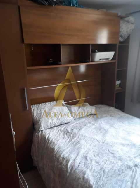 5 - Apartamento Avenida Geremário Dantas,Pechincha, Rio de Janeiro, RJ Para Alugar, 2 Quartos, 56m² - AOJ20051L - 1