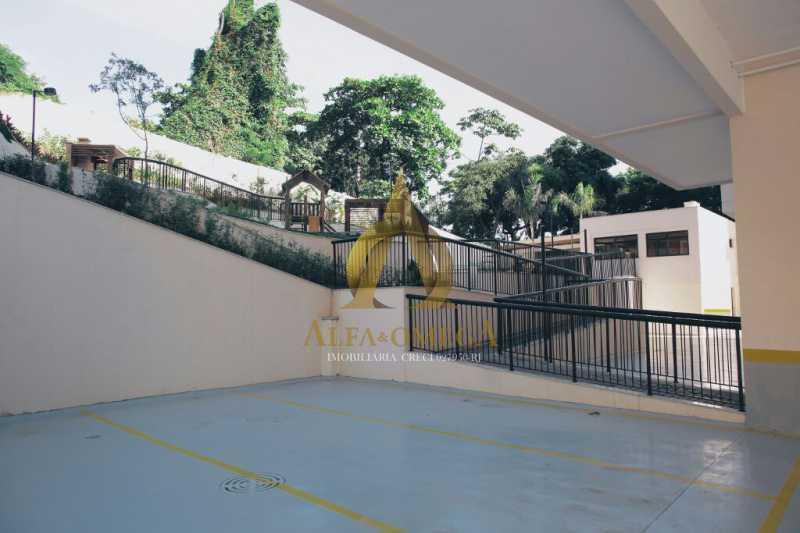 1 - Cobertura Avenida São Guilherme de Norwich,Anil, Rio de Janeiro, RJ Para Venda e Aluguel, 4 Quartos, 169m² - AOJ50035 - 4