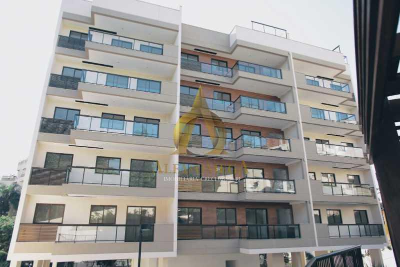 3 - Cobertura Avenida São Guilherme de Norwich,Anil, Rio de Janeiro, RJ Para Venda e Aluguel, 4 Quartos, 169m² - AOJ50035 - 1