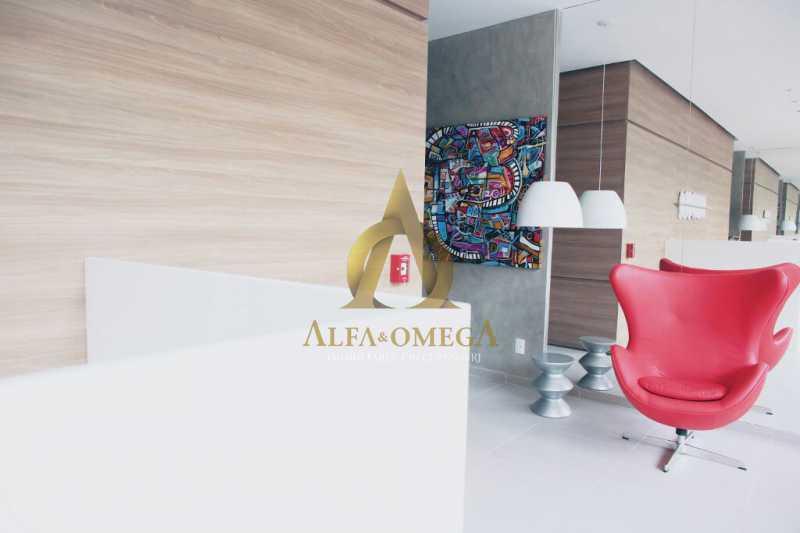 4 - Cobertura Avenida São Guilherme de Norwich,Anil, Rio de Janeiro, RJ Para Venda e Aluguel, 4 Quartos, 169m² - AOJ50035 - 17