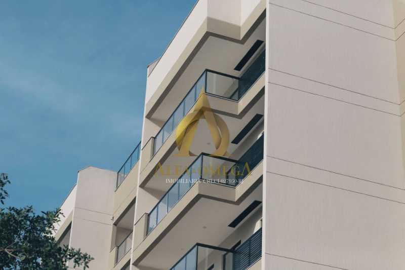 5 - Cobertura Avenida São Guilherme de Norwich,Anil, Rio de Janeiro, RJ Para Venda e Aluguel, 4 Quartos, 169m² - AOJ50035 - 8