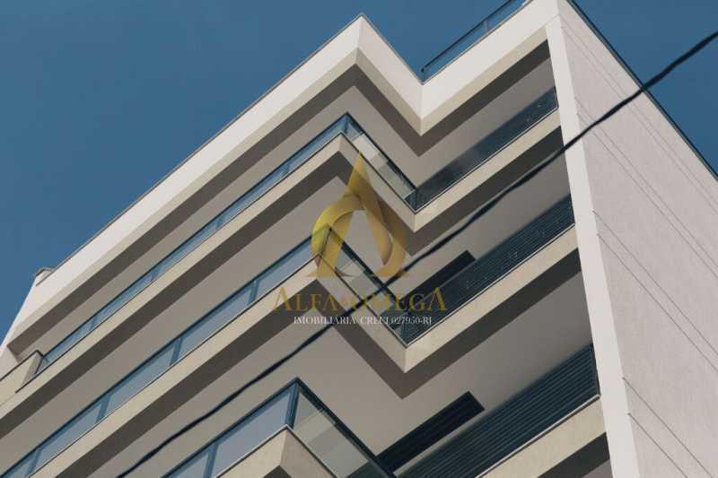 6 - Cobertura Avenida São Guilherme de Norwich,Anil, Rio de Janeiro, RJ Para Venda e Aluguel, 4 Quartos, 169m² - AOJ50035 - 5