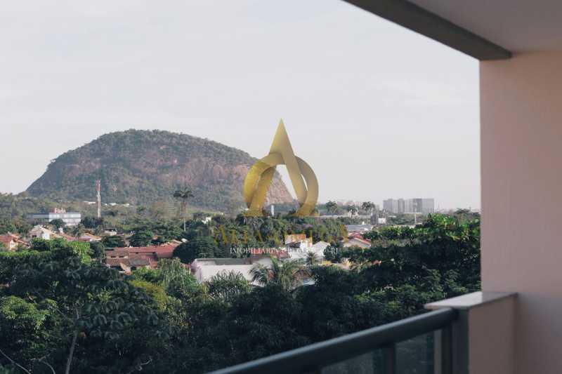 7 - Cobertura Avenida São Guilherme de Norwich,Anil, Rio de Janeiro, RJ Para Venda e Aluguel, 4 Quartos, 169m² - AOJ50035 - 3