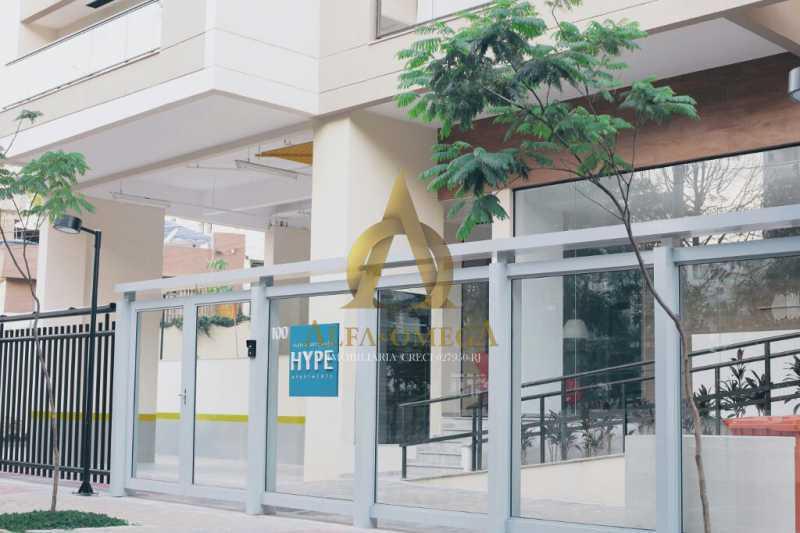 8 - Cobertura Avenida São Guilherme de Norwich,Anil, Rio de Janeiro, RJ Para Venda e Aluguel, 4 Quartos, 169m² - AOJ50035 - 9