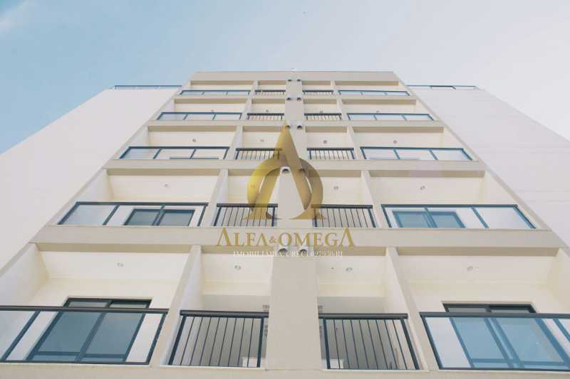 10 - Cobertura Avenida São Guilherme de Norwich,Anil, Rio de Janeiro, RJ Para Venda e Aluguel, 4 Quartos, 169m² - AOJ50035 - 22