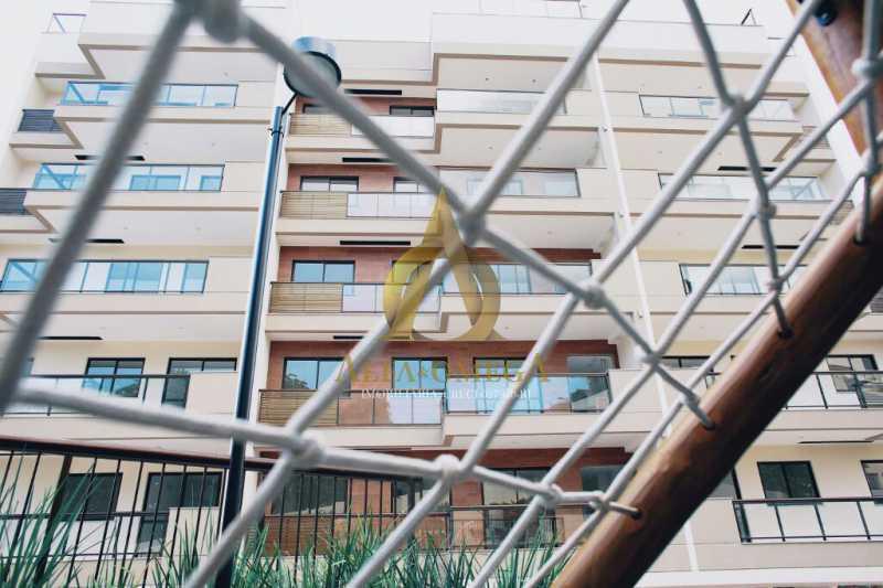 13 - Cobertura Avenida São Guilherme de Norwich,Anil, Rio de Janeiro, RJ Para Venda e Aluguel, 4 Quartos, 169m² - AOJ50035 - 6