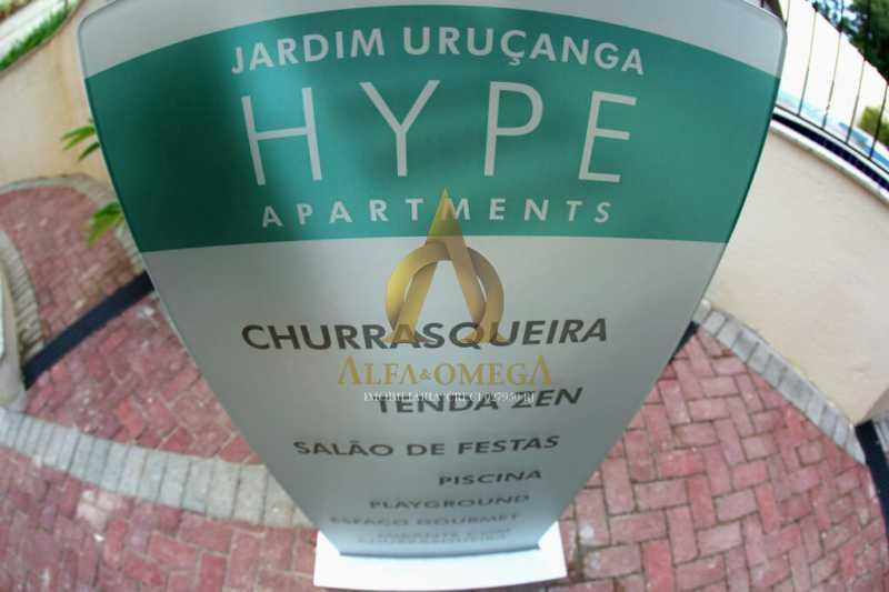 17 - Cobertura Avenida São Guilherme de Norwich,Anil, Rio de Janeiro, RJ Para Venda e Aluguel, 4 Quartos, 169m² - AOJ50035 - 23