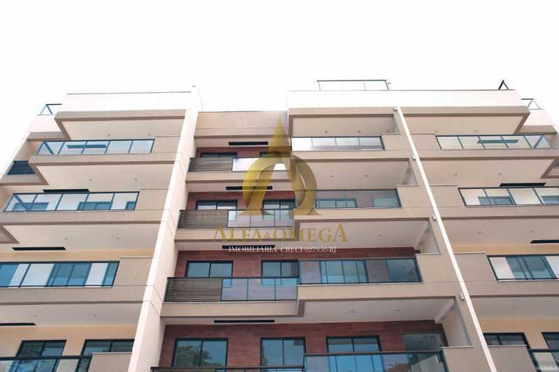 18 - Cobertura Avenida São Guilherme de Norwich,Anil, Rio de Janeiro, RJ Para Venda e Aluguel, 4 Quartos, 169m² - AOJ50035 - 7