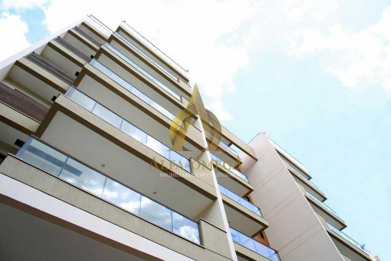 19 - Cobertura Avenida São Guilherme de Norwich,Anil, Rio de Janeiro, RJ Para Venda e Aluguel, 4 Quartos, 169m² - AOJ50035 - 21