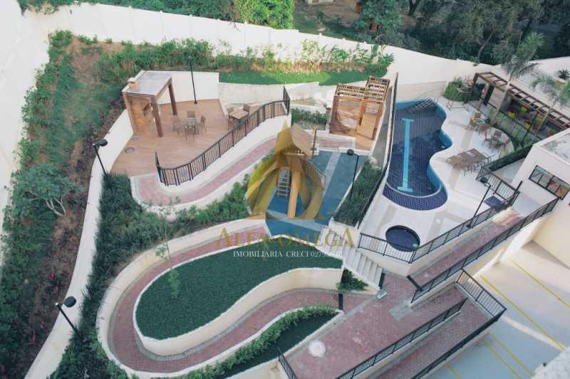 27 - Cobertura Avenida São Guilherme de Norwich,Anil, Rio de Janeiro, RJ Para Venda e Aluguel, 4 Quartos, 169m² - AOJ50035 - 26
