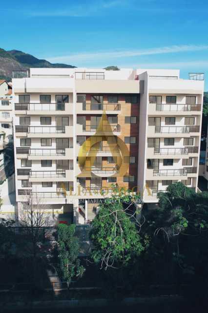 29 - Cobertura Avenida São Guilherme de Norwich,Anil, Rio de Janeiro, RJ Para Venda e Aluguel, 4 Quartos, 169m² - AOJ50035 - 29