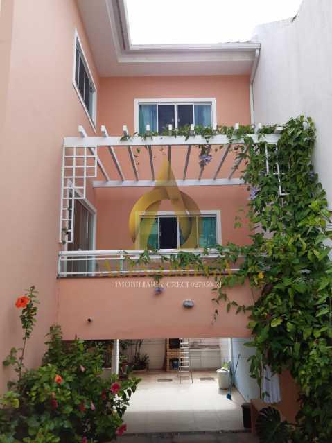2 - Casa em Condomínio à venda Estrada Campo da Areia,Pechincha, Rio de Janeiro - R$ 750.000 - AOJ60063 - 27