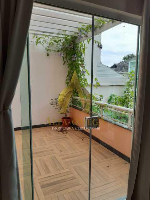 3 - Casa em Condomínio à venda Estrada Campo da Areia,Pechincha, Rio de Janeiro - R$ 750.000 - AOJ60063 - 9