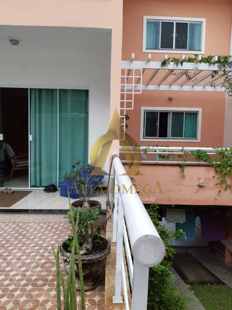 5 - Casa em Condomínio à venda Estrada Campo da Areia,Pechincha, Rio de Janeiro - R$ 750.000 - AOJ60063 - 28