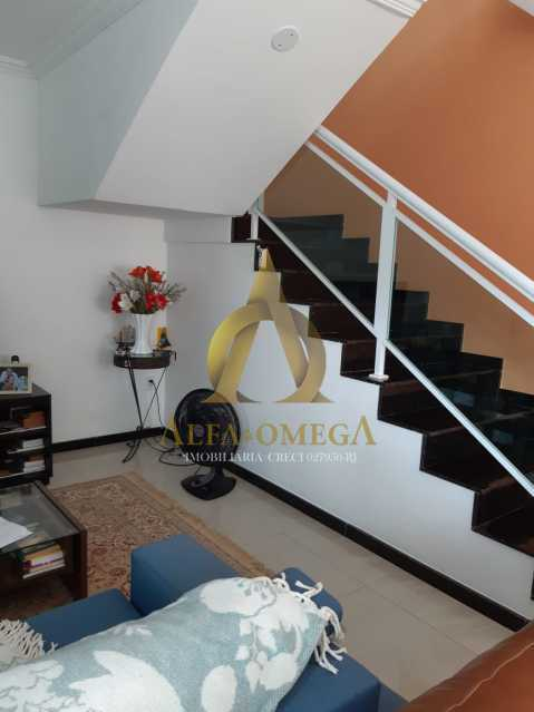 7 - Casa em Condomínio à venda Estrada Campo da Areia,Pechincha, Rio de Janeiro - R$ 750.000 - AOJ60063 - 6