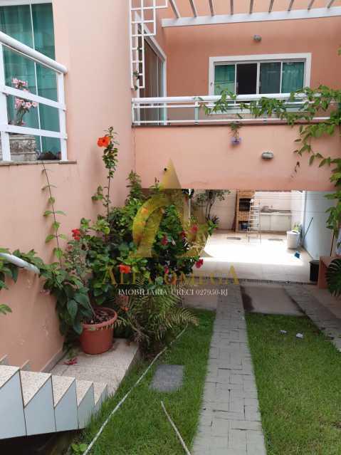 8 - Casa em Condomínio à venda Estrada Campo da Areia,Pechincha, Rio de Janeiro - R$ 750.000 - AOJ60063 - 29