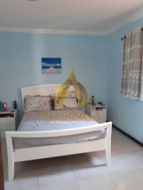 9 - Casa em Condomínio à venda Estrada Campo da Areia,Pechincha, Rio de Janeiro - R$ 750.000 - AOJ60063 - 11