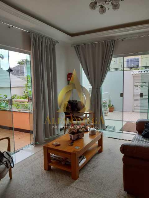 10 - Casa em Condomínio à venda Estrada Campo da Areia,Pechincha, Rio de Janeiro - R$ 750.000 - AOJ60063 - 1