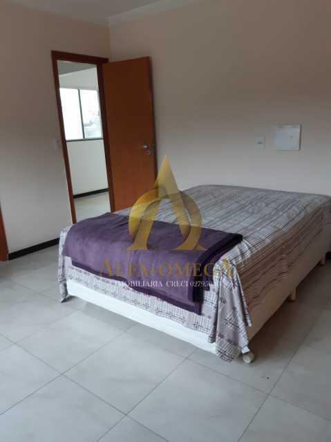 13 - Casa em Condomínio à venda Estrada Campo da Areia,Pechincha, Rio de Janeiro - R$ 750.000 - AOJ60063 - 12