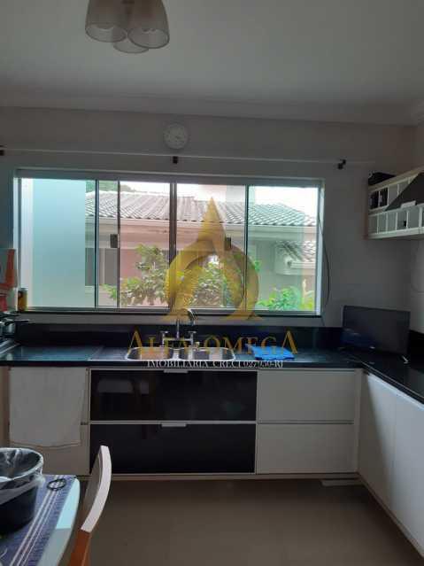 15 - Casa em Condomínio à venda Estrada Campo da Areia,Pechincha, Rio de Janeiro - R$ 750.000 - AOJ60063 - 22