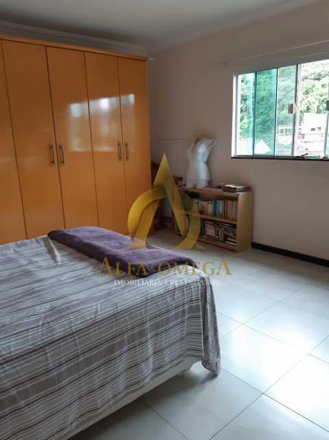 17 - Casa em Condomínio à venda Estrada Campo da Areia,Pechincha, Rio de Janeiro - R$ 750.000 - AOJ60063 - 13