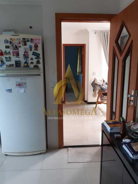 19 - Casa em Condomínio à venda Estrada Campo da Areia,Pechincha, Rio de Janeiro - R$ 750.000 - AOJ60063 - 19