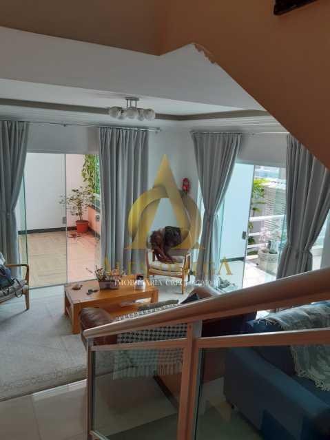 21 - Casa em Condomínio à venda Estrada Campo da Areia,Pechincha, Rio de Janeiro - R$ 750.000 - AOJ60063 - 3