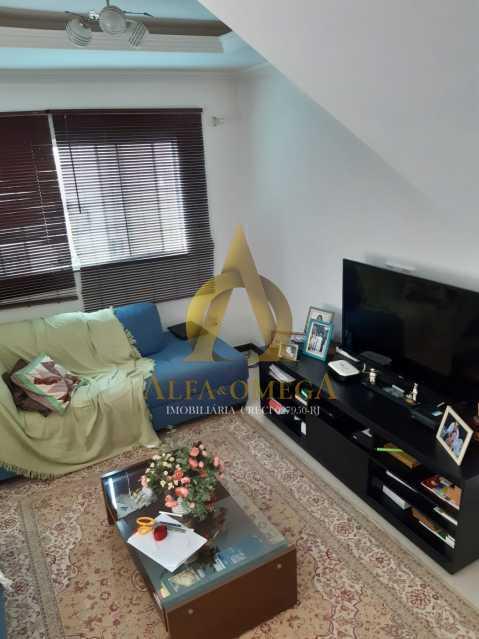 22 - Casa em Condomínio à venda Estrada Campo da Areia,Pechincha, Rio de Janeiro - R$ 750.000 - AOJ60063 - 8